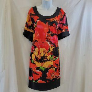 TIANA B  Floral Dress    Size 22W